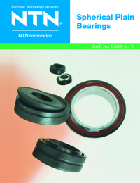 NTN Bearings Spherical Plain Series Catalogue