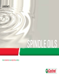 CASTROL Spindle Olis Catalogue