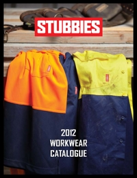 STUBBIES Workwear Catalogue
