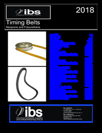 Timing Belts IBS
