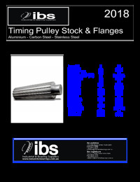 Timing Pulley Stock IBS