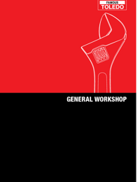 TOLEDO Tools General Workshop Catalogue A