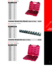TOLEDO Tools General Workshop Catalogue B