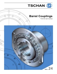 TSCHAN Couplings Barrel Series Catalogue