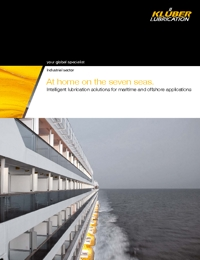 KLUBER Lubricants Maritime & Offshore Industry Catalogue