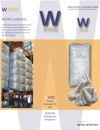WAIGE GROUP Cleaning Rags Catalogue
