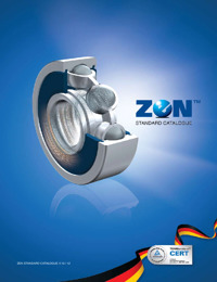 Zen Catalogue Bearings