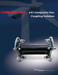 ZERO MAX Power Transmission Composite Disc Wind Series Catalogue