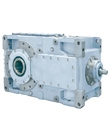 Bevel Helical Gearbox Series HDO