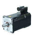 Brushless AC electric servo-motor