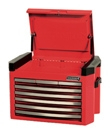 Kincrome 8 Drawer Tool Box/Chest - Devil Red