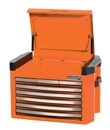 Kincrome 8 Drawer Tool Box/Chest - Orange