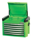 Kincrome 8 Drawer Tool Box/Chest - Green