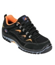 Black Hiker Safety Shoe